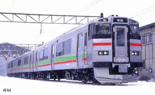 n-dt731 n-tr731 / jr北海道731系