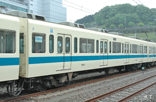 サハ9657