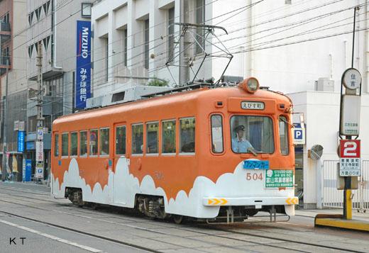 阪堺モ504