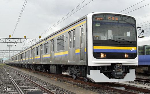 TR246U / JR東日本209系転用車...