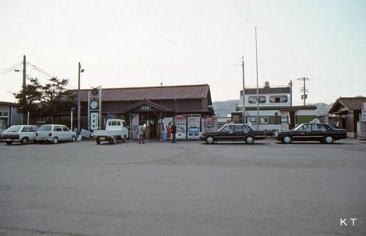 JR志度駅