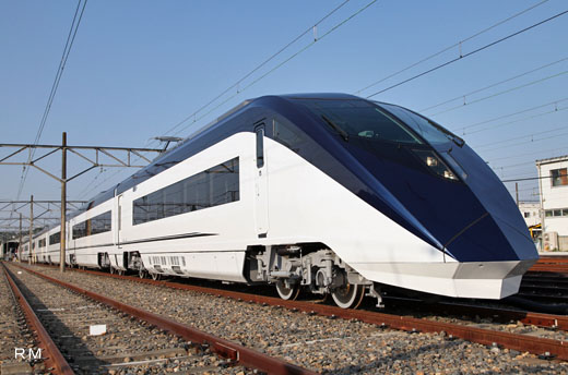 New Skyliner AE type of Keisei Electric Railway