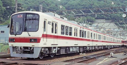 神戸電鉄5000系