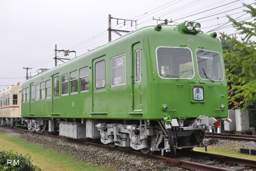 2010 series trains of Keio Line. 1959 production.