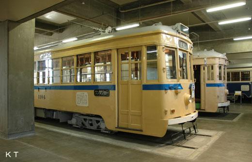 横浜市電1104