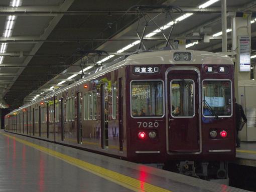 阪急】7000系7020Fリニューアル...