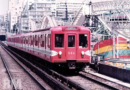 営団地下鉄 500形 | 鉄道ホビダス